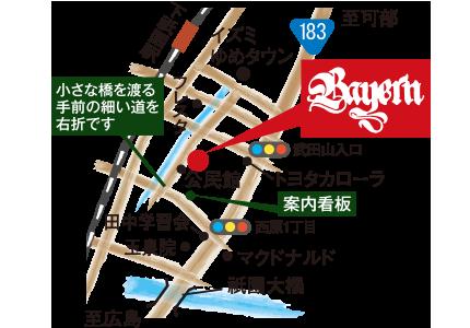 バイエル祇園店